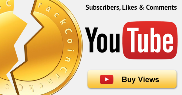 Buy YouTube Subscribers, Likes & Comments ϟ Worry Free