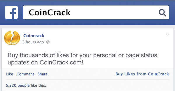 1 Source For Automatic Facebook Post Likes ϟ $39/m