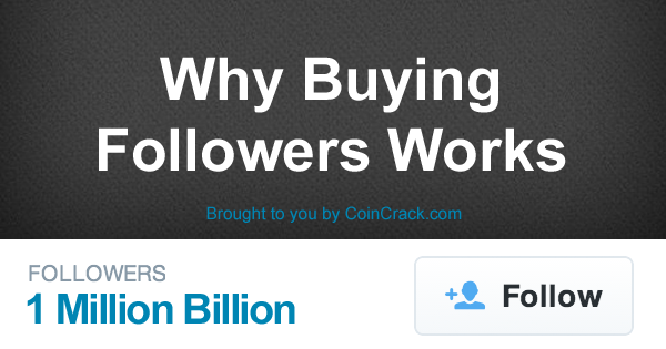 why buying followers works