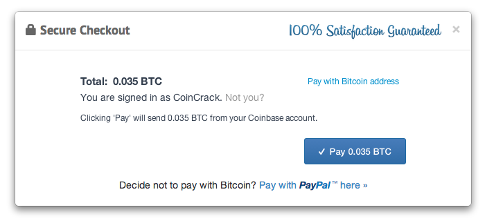 buying instagram followers bitcoin coinbase