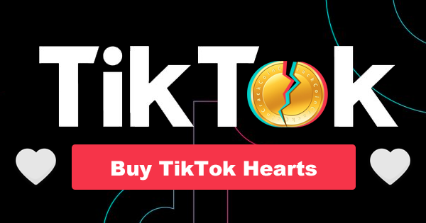 Buy TikTok Hearts
